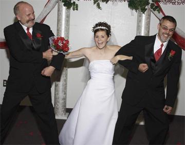 bride-tugofwar