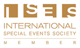 Internation Special Events Society Member